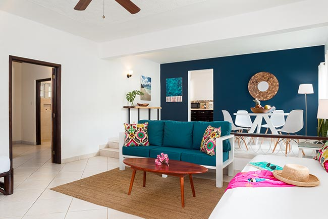One Bedroom Apartment - White Sands Negril, Jamaica - Family